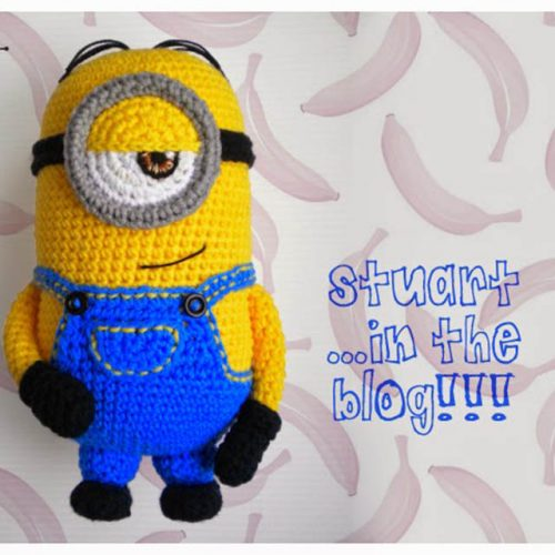 The Minions Stuart – English Pattern