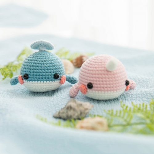 37 Free Crochet Fish Patterns To Make Your Own ⋆ DIY Crafts | 500x500
