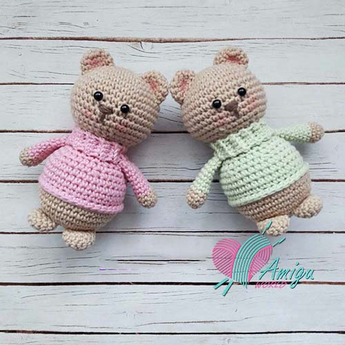 Little bear crochet – Turkey Pattern