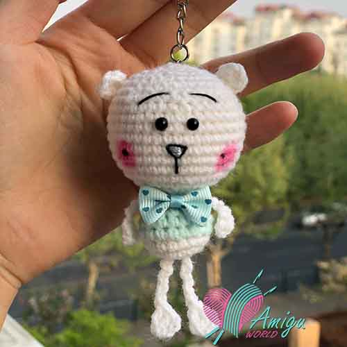 Little Teddy bear – Chinese Pattern