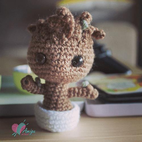 Doll Base for Amigurumi crochet doll: english pattern | 500x500
