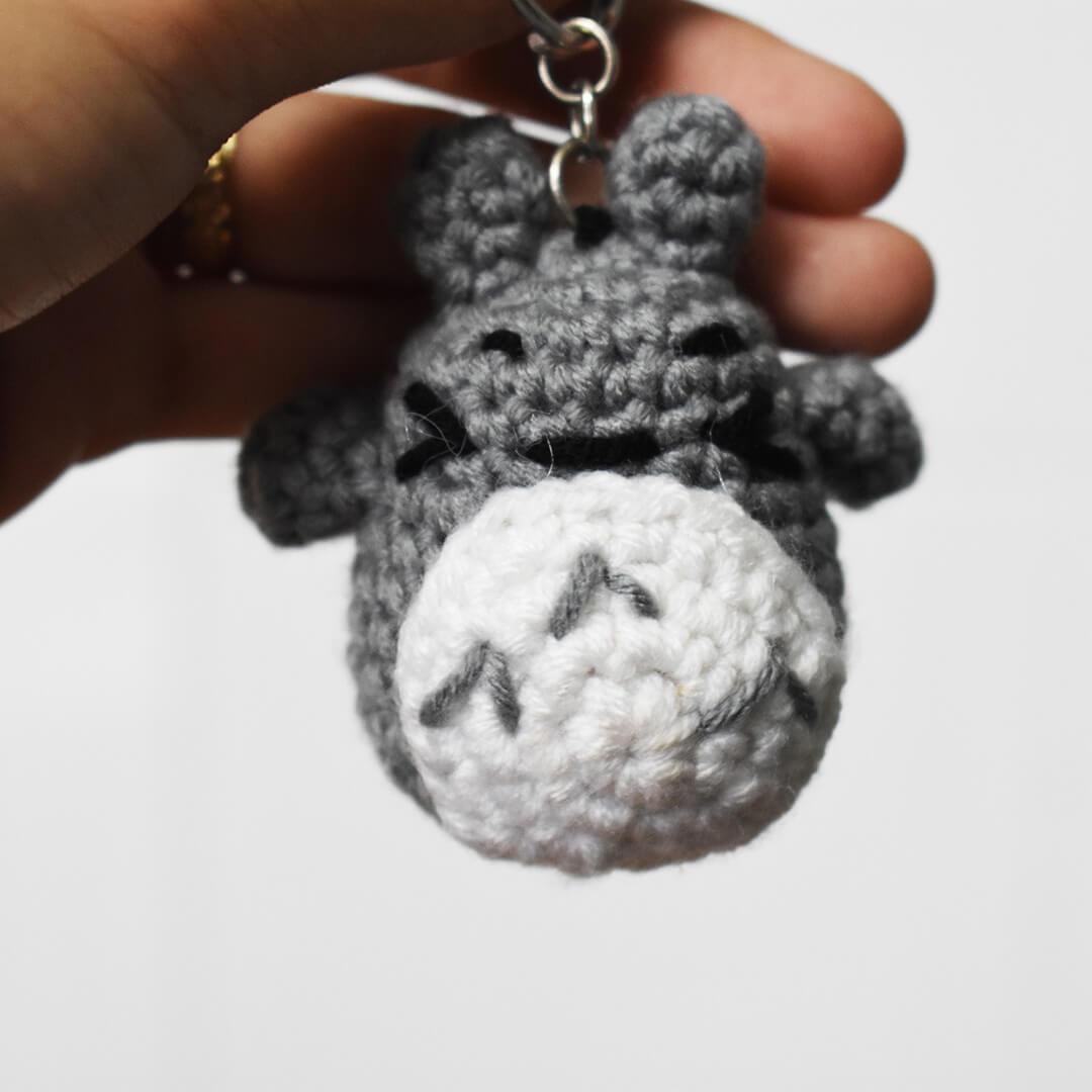 Free Totoro amigurumi pattern!   Totoro pattern, Crochet totoro ...   1080x1080