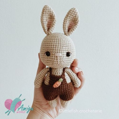 15+ Free Crocheted Doll Patterns • Free Crochet Tutorials | 500x500